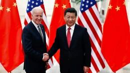 Biden warnt im Gespräch mit Xi vor verschärften Spannungen