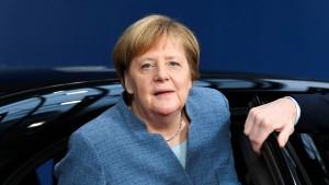 Merkels neue Freiheit