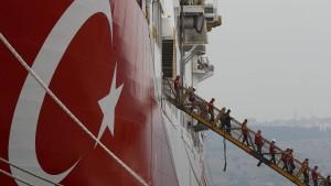Griechenland will Nato im Streit mit der Türkei um Hilfe bitten