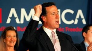 Santorum gewinnt in Mississippi und Alabama