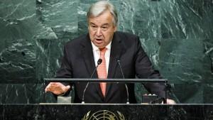 Antonio Guterres ist neuer UN-Generalsekretär
