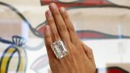 Ein Diamant für mehr als 20 Millionen Dollar