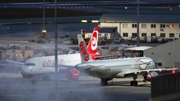 """""""Die Bundesregierung hat sich auf die Lufthansa versteift"""""""