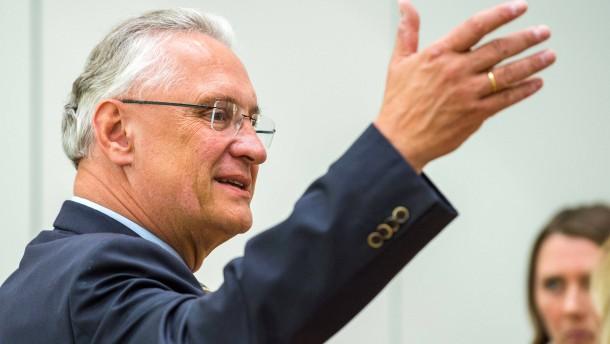 Union übt Druck auf die Grünen aus