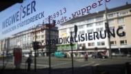 """Erfolgreich: Das Präventionsprojekt """"Wegweiser"""" soll gestärkt werden. Hier eine Anlaufstelle in Wuppertal"""