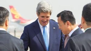 China ruft zur nuklearen Abrüstung auf