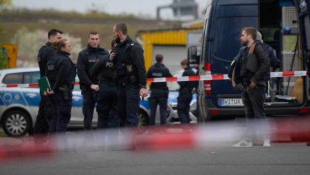 Drei Tote nach Schüssen in Eddersheim