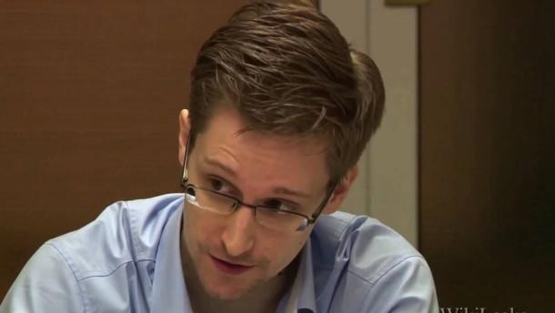 Snowden verpflichtet Berliner Anwalt
