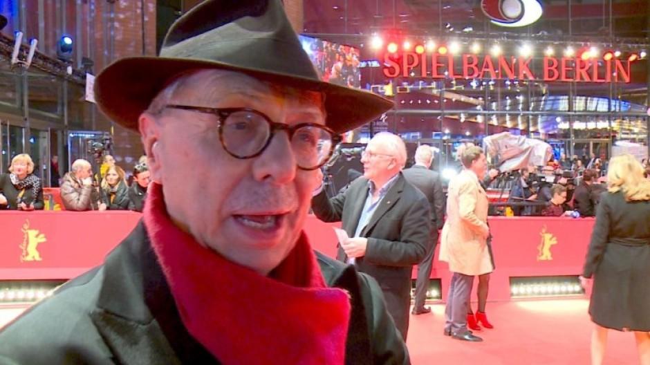 """Bruno Ganz ist jetzt """"goldener Engel von Berlin"""""""