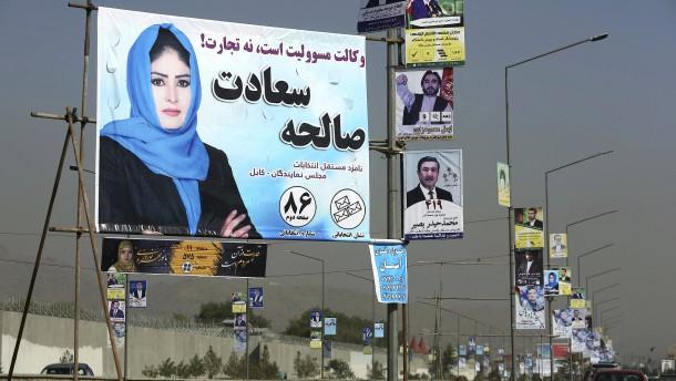 Parlamentswahl in Kandahar nach Anschlag verschoben