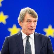 EU-Parlamentspräsident David Sassoli