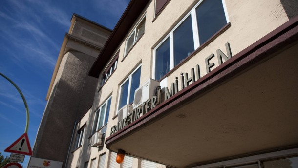 Frankfurter Mühle bleibt bestehen