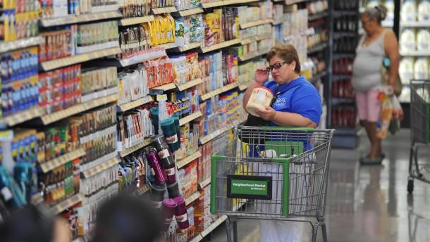 Wal-Mart will 100.000 Kriegsveteranen anheuern