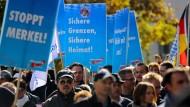 Die AfD als Märtyrer im Bad der Meinungsfreiheit