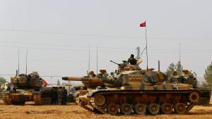Türkische Armee tötet bis zu 200 kurdische Kämpfer
