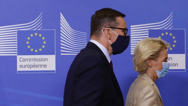 Polen zerrt an der EU