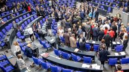 FDP, Linke und Grüne klagen gegen Parteienfinanzierung