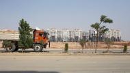 """Projekt der Superlative: Die neue """"Verwaltungshauptstadt"""" ist das gigantischste Projekt im an gigantischen Projekten nicht armen Ägypten."""