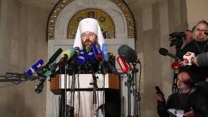 Russisch-orthodoxe Kirche verkündet Bruch mit Konstantinopel