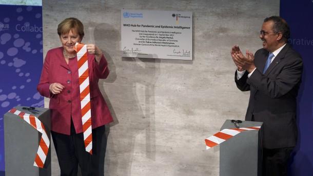 Was das Berliner WHO-Zentrum leisten soll