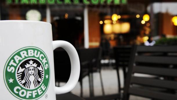 Starbucks sucht neue Standorte in Deutschland