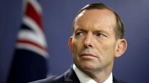Abbott spricht bei MH370 von Piloten-Suizid