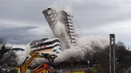 Bonn-Center gesprengt