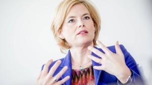 Klöckner: Schönrechnen auf Lebensmittel-Packungen stoppen