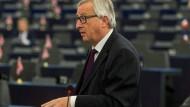 Juncker - EU-Parlament ist lächerlich