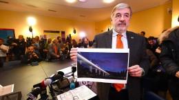Renzo Piano plant eine neue Brücke