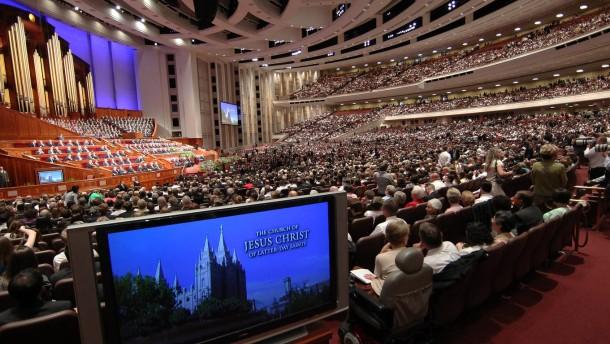 Mormonen-Konferenz