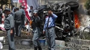 Tote bei Anschlag auf Flughafen in Kabul
