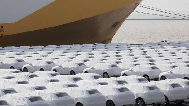 Amerikanische Strafzölle auf EU-Autoimporte wohl vermeidbar