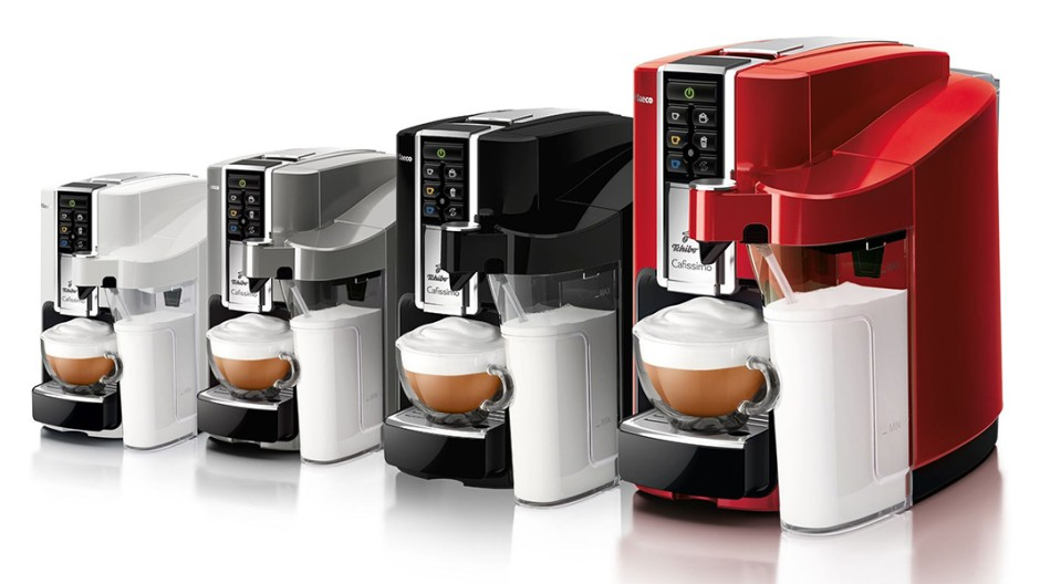 discount new appearance ever popular Kapselmaschine Tchibo Cafissimo Latte im Test