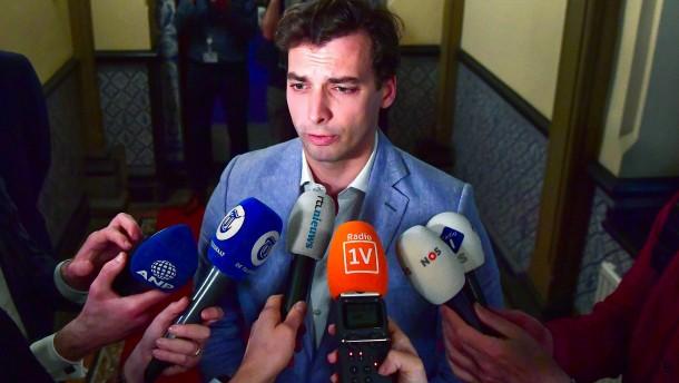 Nach Wahlsieg: Der neue rechtspopulistische Star der Niederlande