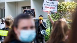 """""""Die Impfunwilligen spalten die Gesellschaft – nicht ich"""""""