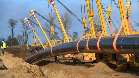Amerika und Polen kämpfen gegen Erdgasleitung