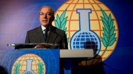 OPCW weist Lawrows Kritik zurück