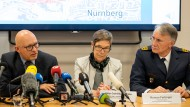 Die Polzei Mittelfranken bedankte sich auf Twitter für die zahlreichen Hinweise aus der Bevölkerung. Am Freitag hatte sie zu einer Pressekonferenz geladen.