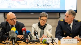 Nach Angriffen in Nürnberg: Verdächtiger festgenommen