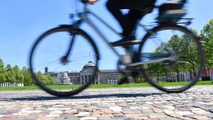 Die fahrradbewegte Stadt