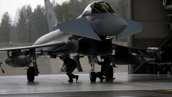 """Geht der """"Eurofighter"""" weiter nach Saudi-Arabien?"""