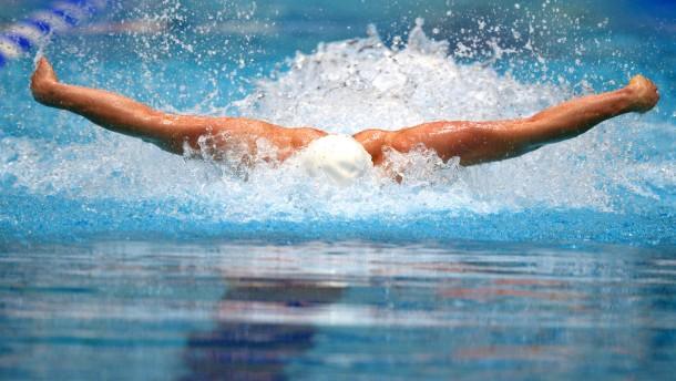 Deutschlands schnellste Schwimm-Brüder