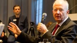 Kirchhof fordert Reform des Wahlrechts