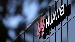 Großbritannien hat keine Angst vor Huawei