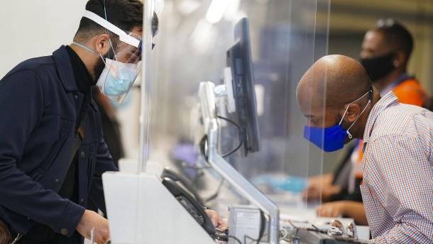 Vereinigte Staaten verzeichnen mehr als 13 Millionen Infektionen