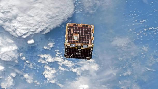 Die Satelliten-Revolution