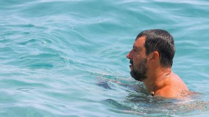 Kalte Dusche für Salvini