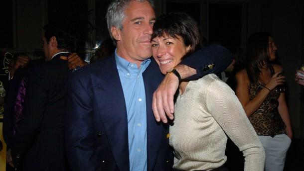 Epstein-Vertraute Ghislaine Maxwell festgenommen