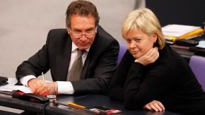 Klaus Ernst Gesine Lötzsch
